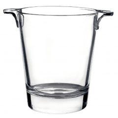Seau à glace transparent Ø 13,80 cm 1,30 cl Ypsilon Bormioli Rocco