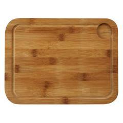 Planche rectangulaire bois 30 cm