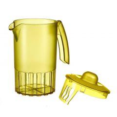 Couvercle pour pichet 1.5l jaune Vaisselle Copolyester Saint Romain