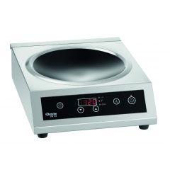 Plaque à induction pour wok iw35 3500 W Bartscher