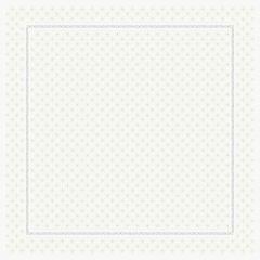 Surnappe non tissé 84x84 cm Glitter Blanc Duni (20 pièces)