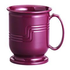 Mug isotherme rouge 24 cl Shoreline Cambro