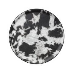 Plateau limonadier multicolore polyester bord profilé Platex