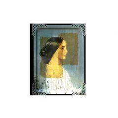 Tableau ida 3 rectangulaire 65 cm Portrait Ibride