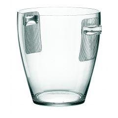 Seau à champagne conique transparent Ø 21 cm Guzzini