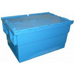 Bac spécial assiettes rectangulaire bleu 55 l Gilac