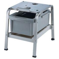 Table filtre ronde grise 230v Dito Sama