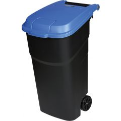 Conteneur noir plastique 100 l Probbax