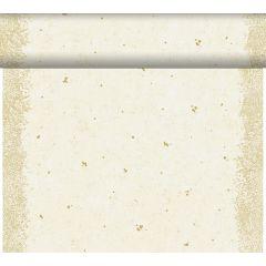 Tête à tête non tissé 40x24 cm Celebrate Blanc Duni