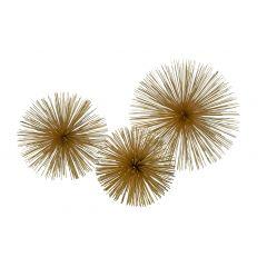 Boule fil rond or Ø 26 cm Pols Potten