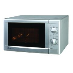 Four micro-ondes gris 20 l 700 W Pro.cooker