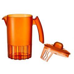 Couvercle pour pichet 1.5l orange Vaisselle Copolyester Saint Romain