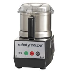 Cutter r2 gris 20 couverts 230 W 230v Robot Coupe