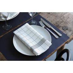Set de table noir papier 35x45 cm Duni (250 pièces)