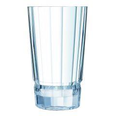 Vase transparent Ø 21,10 cm 22,50 cm Macassar Cristal D'arques