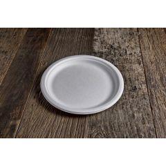 Assiette blanc Ø 26 cm (50 pièces)