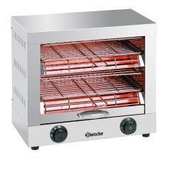Toaster gris 230v 300 pièces Bartscher