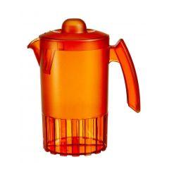 Pichet orange 100 cl Vaisselle Copolyester Saint Romain