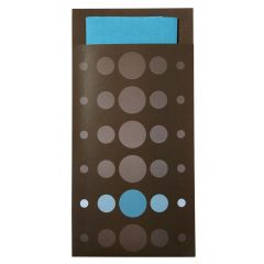 Pochette lagon ouate de cellulose 20x10 cm Pop Kandi Pro.mundi (200 pièces)