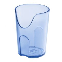 Verre bleu 16 cl Saint Romain