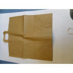 Sac cabas brun 47x45 cm 80 µm (100 pièces)
