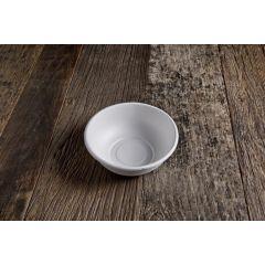 Assiette ronde blanc Ø 18 cm 850 ml (25 pièces)