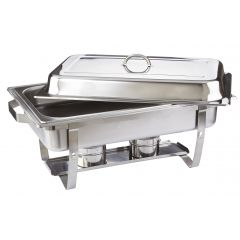 Chafing dish gn 1/1 rectangulaire 9 l Eco Pro.mundi