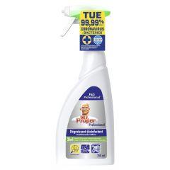 Nettoyant dégraissant désinfectant 750 ml Mr Propre