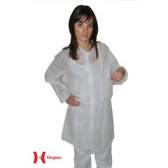 Blouse blanche taille XL (50 pièces)