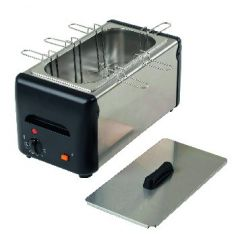 Cuiseur à oeuf co60 gris 230v 6 paniers oeufs Roller Grill