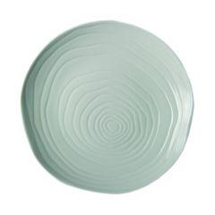 Assiette plate ronde blanche Ø 26,5 cm Teck Pillivuyt
