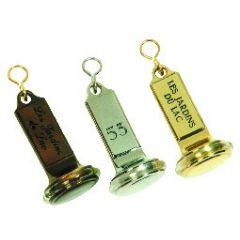 Porte-clés or 8,50 cm