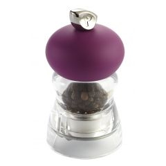 Moulin violet 10 cm Andrea Pro.mundi