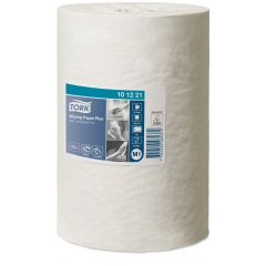 Bobine dévidage central blanc ouate de cellulose 21,5x35 cm Tork (11 pièces)
