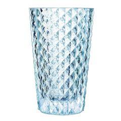 Vase transparent Ø 16,60 cm 27 cm Mythe Cristal D'arques