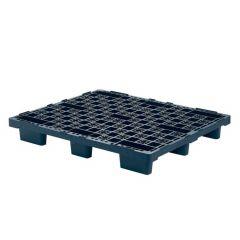 Palette rectangulaire noire 12x10 cm Gilac