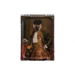 Plateau cornelius rectangulaire 65 cm Portrait Ibride