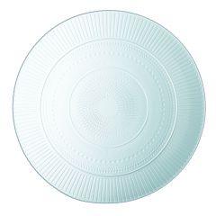 Assiette plate rond transparent Ø 27 cm Louison Luminarc