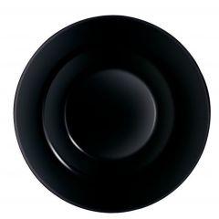 Assiette a pates rond noir Ø 28,55 cm Evolutions Arcoroc