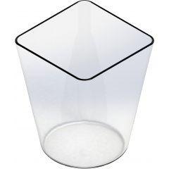 Verrine carrée transparente 3,50x3,50 cm 7,50 cl Pro.mundi (60 pièces)