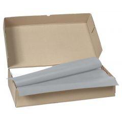 Nappe titane papier 70x70 cm Tisslack Cogir (500 pièces)