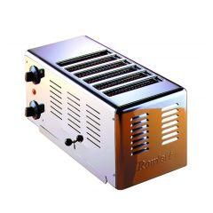 Toaster premier 6t gris 230v 6 pièces Rowlett