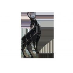 étagère murale noir mat 103 cm Horace Ibride