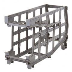 Système de base de stockage de boîtes de conserves Camshelving Cambro