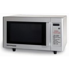 Four micro-ondes rms510ts gris 25 l 1,55 kW Menumaster