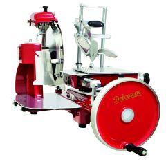 Trancheur rouge Ø 315 mm pignon Prestige Delcoupe