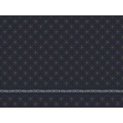 Set non tissé 30x40 cm Glitter Noir Duni (100 pièces)
