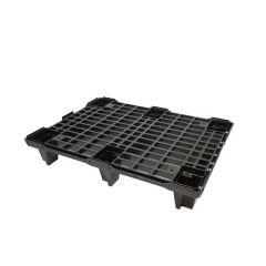 Palette rectangulaire noire 80x60 cm Gilac