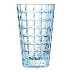 Vase transparent Ø 18 cm 28 cm Collectionneur Cristal D'arques