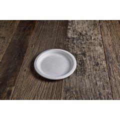 Assiette blanc Ø 18 cm (50 pièces)